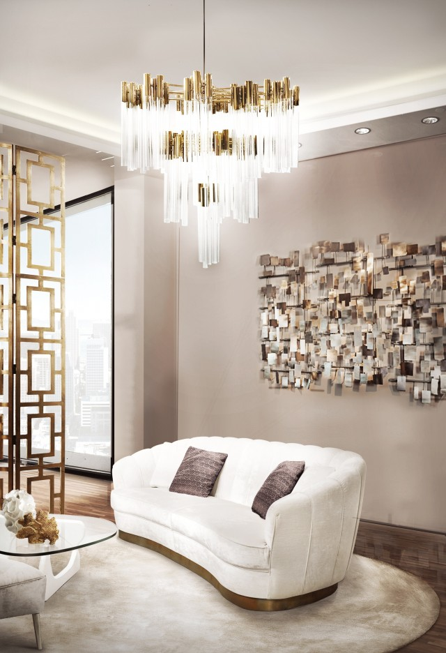 Burj chandelier 5 chandeliers by Luxxu that you will love Burj e1460370611436