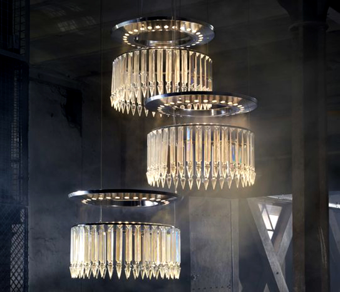 LADY CRINOLINE baccarat luxury lighting Luxury lighting Luxury Lighting: How to Add Glamour to Your Home LADY CRINOLINE baccarat luxury lighting