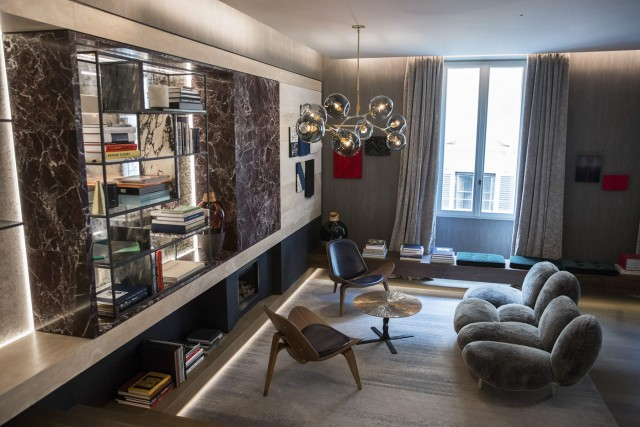 Fendi Take a look at the renovated luxury palazzo Fendi in Rome Take a look at the renovated luxury palazzo Fendi in Rome room e1459862003620
