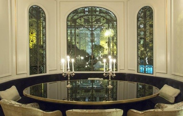 Italy Luxury Hotels: discover Palazzo Dama in Italy discover Palazzo Dama in Italy dining room e1460456584285