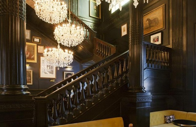 Italy Luxury Hotels: discover Palazzo Dama in Italy discover Palazzo Dama in Italy restaurant e1460456852380
