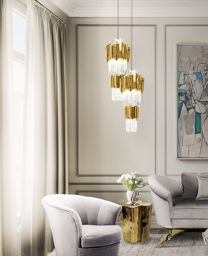 empire pendant luxury lighting Luxury lighting Luxury Lighting: How to Add Glamour to Your Home empire pendant luxury lighting