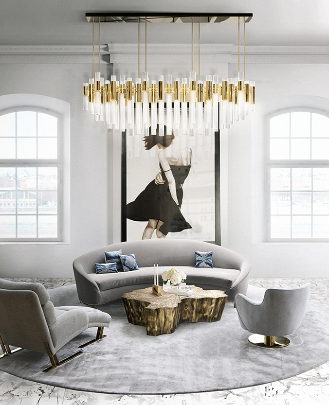 waterfall chandelier pendant lamps pendant lamps Luxury Pendant Lamps For Your Home Decoration waterfall chandelier pendant lamps