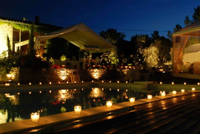 summer Summer outdoor lighting ideas Summer outdoor lighting ideas decorative candles e1462530880953
