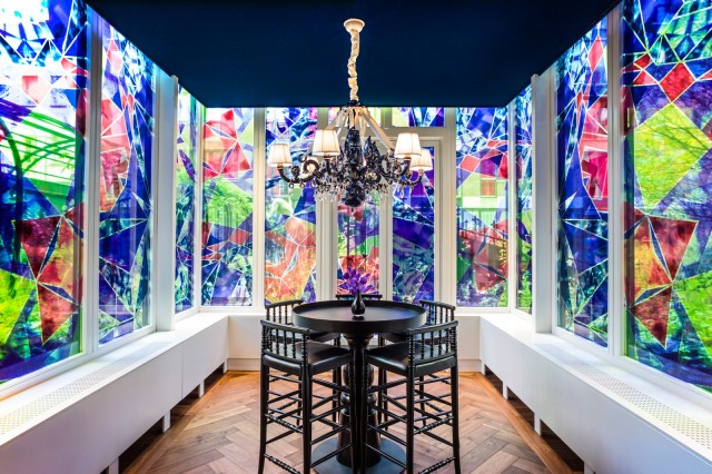 Marcel Wanders Take a look at Andaz Amsterdam Hotel by Marcel Wanders Take a look at Andaz Amsterdam Hotel by Marcel Wanders restaurant e1463481581294
