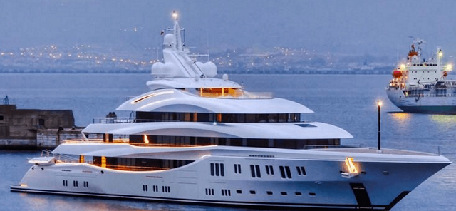 yachts The most beautiful Yachts around the World The most beautiful Yachts around the World lady lara2
