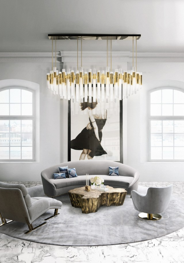Waterfall chandelier Perfect chandeliers for luxurious hotels Waterfall e1463999811438
