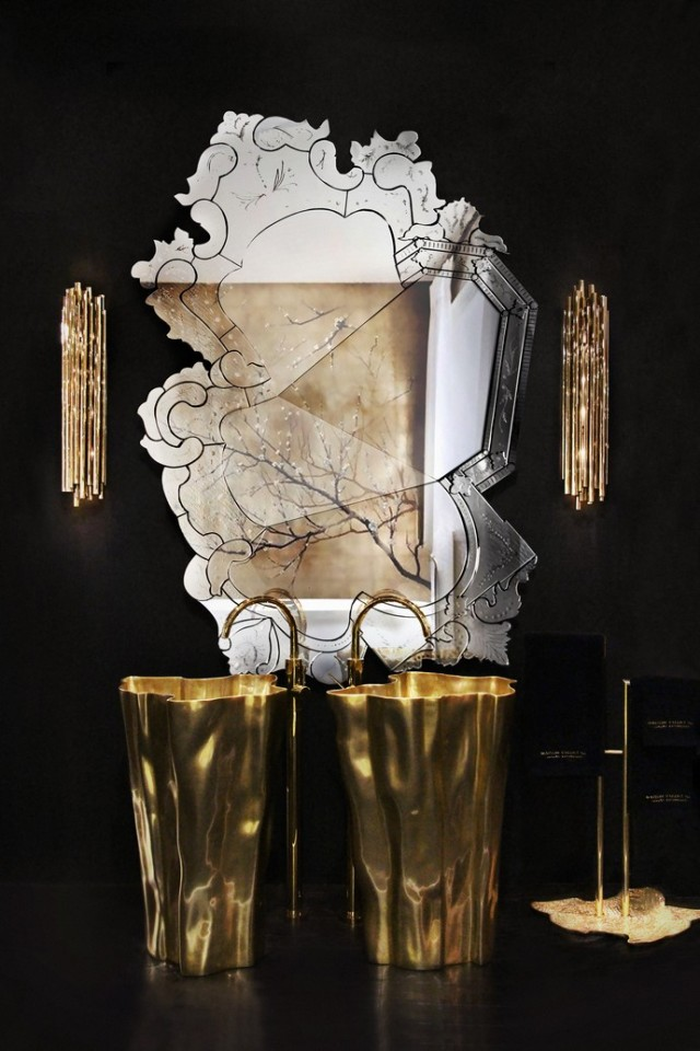 brubeck wall luxurious bathrooms luxurious bathrooms The best lighting for the most luxurious bathrooms brubeck wall luxurious bathrooms e1463567610450