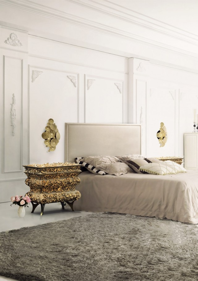 : bedroom Glam up your bedroom with the best designs crochet e1463654194355