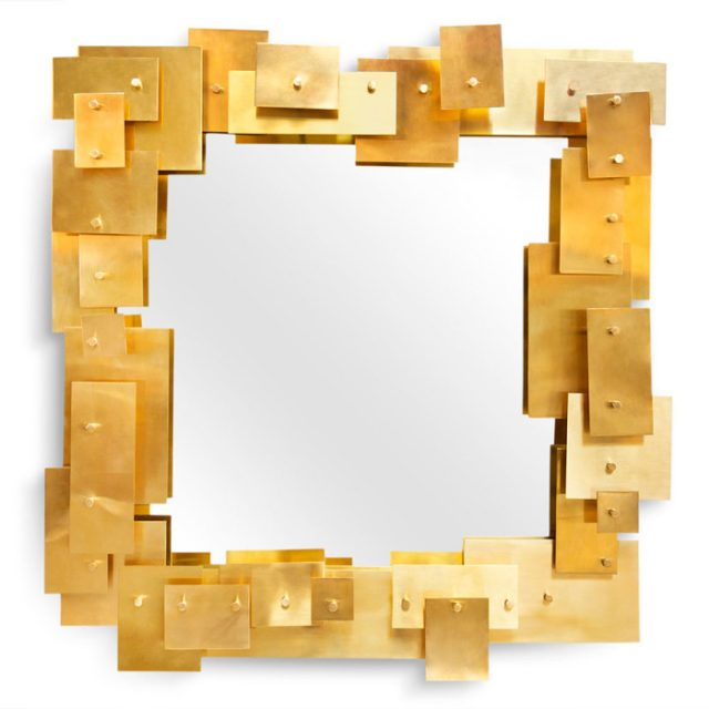 Mirrors Golden Mirrors to give your home a luxury look Golden Mirrors to give your home a luxury look puzzle e1465298209110