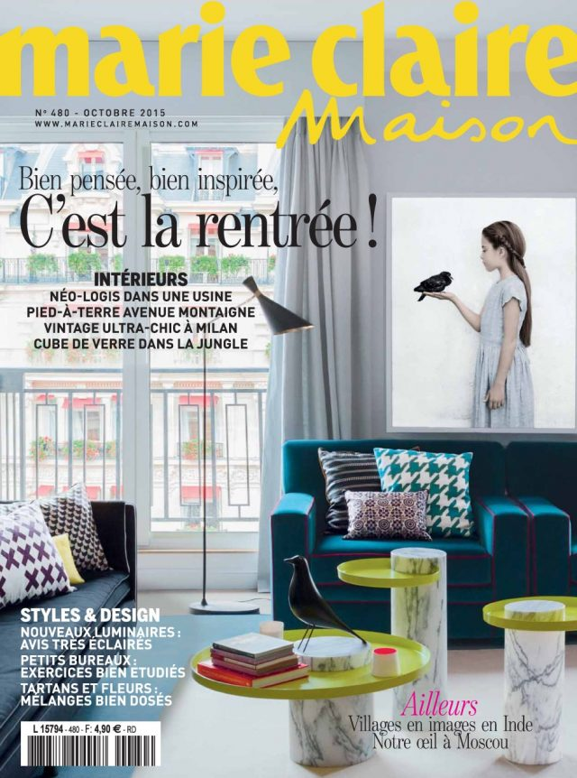 5 Magazines That Will Inspire You To Change Your Home Decor Marie Claire Home Decor 5