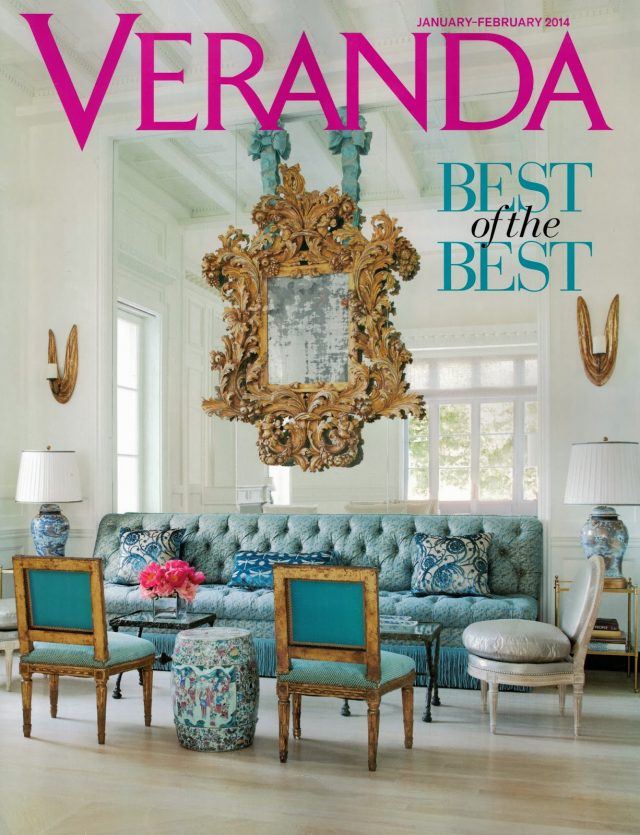 5 magazines that will inspire you to change your home decor for Decoration veranda