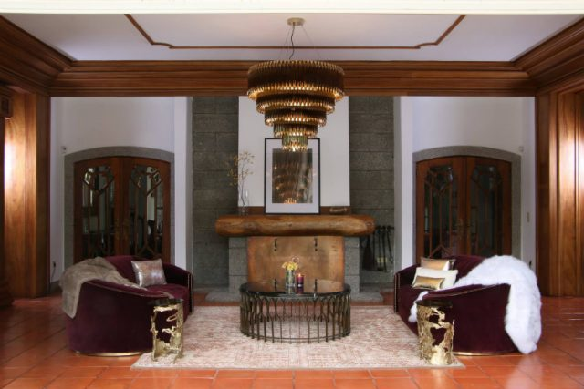 Covet House   The Best Way To Celebrate Design Fireplace COVET HOUSE Covet  House   The