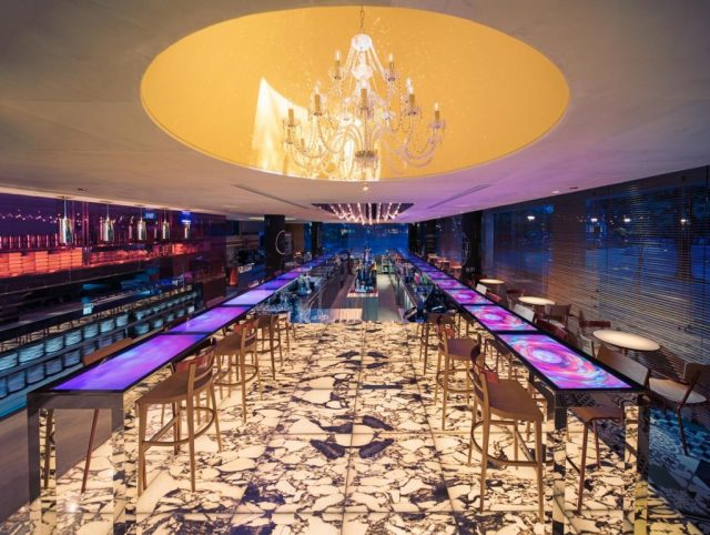 M Social Design Hotel by Philippe Starck bar Philippe Starck M Social Design Hotel by Philippe Starck M Social Design Hotel by Philippe Starck bar e1468917497971