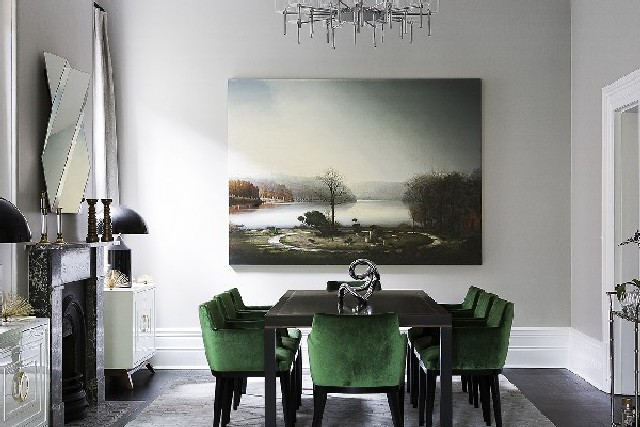 Take a look at Luxury East House by Brendan Wong Design dining room Brendan Wong Design Take a look at Luxury East House by Brendan Wong Design Take a look at Luxury East House by Brendan Wong Design dining room