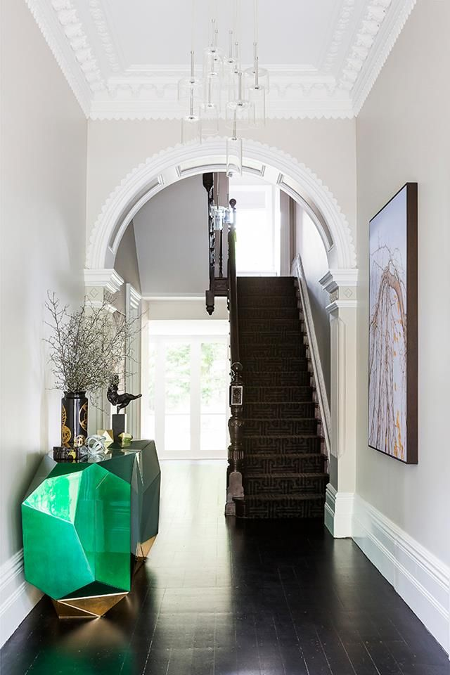 Take a look at Luxury East House by Brendan Wong Design entrance Brendan Wong Design Take a look at Luxury East House by Brendan Wong Design Take a look at Luxury East House by Brendan Wong Design entrance