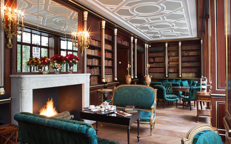 Best Luxury Hotels La Resérve Paris luxury hotels Best luxury hotels to stay during Maison et Objet Paris Best Luxury Hotels La Res  rve Paris 3