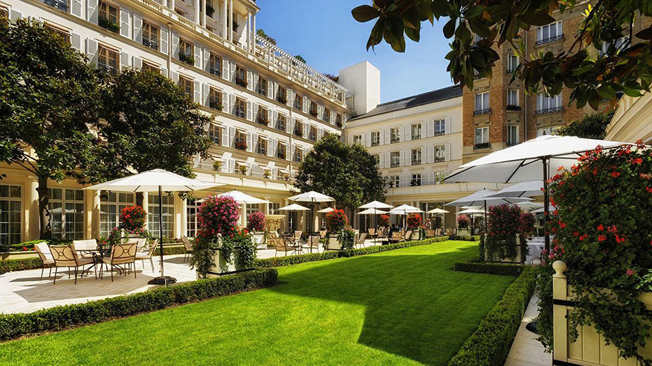 Best Luxury Hotels Le Bristol Paris To Stay During Maison Et