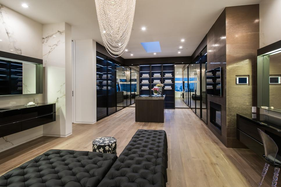 Beverly Hills Luxury Closets Interior Design For Woman Best Ever