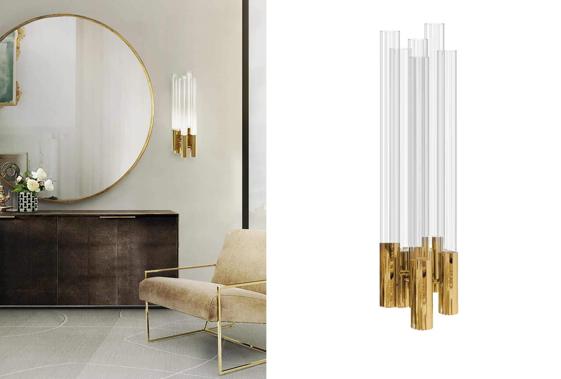 burj wall lights wall lights luxury design wall lights by luxxu to create a glamorous