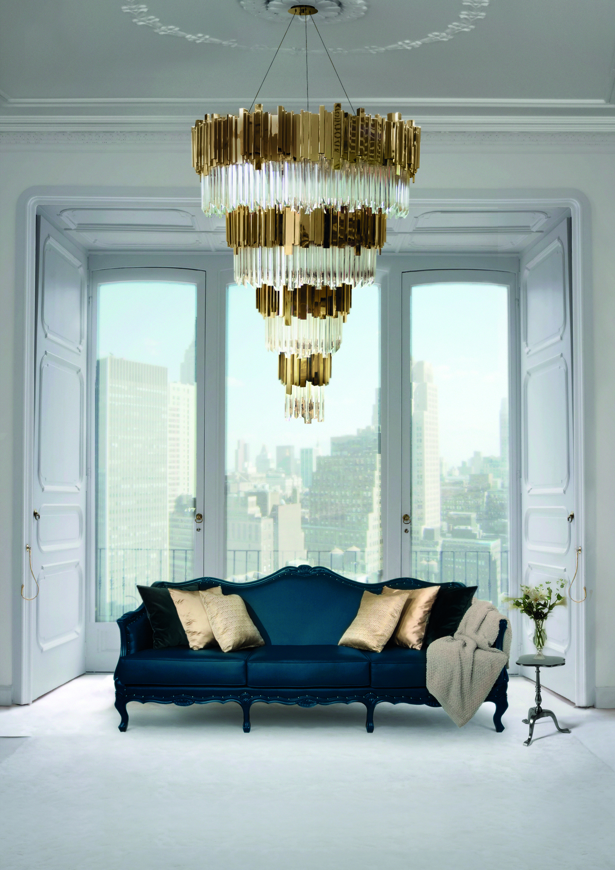 Empire Luxury Chandeliers luxury chandeliers Luxury Chandeliers: Luxxu's selection for splendor in any scenario Empire Chandelier