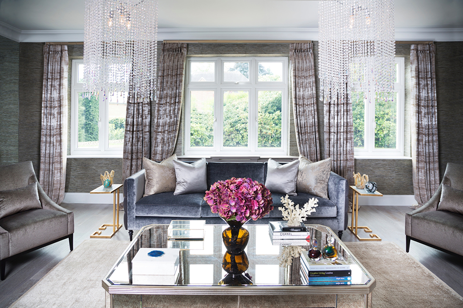 Gayton Manor living room by Roye Interiors (Exclusive Interview) exclusive interview Exclusive Interview with Roye Interiors Gayton Manor living room by Roye Interiors