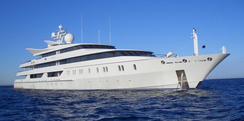 Indian Empress Luxury Yachts luxury yachts Top 5 private luxury yachts in the world Indian Empress Luxury Yachts