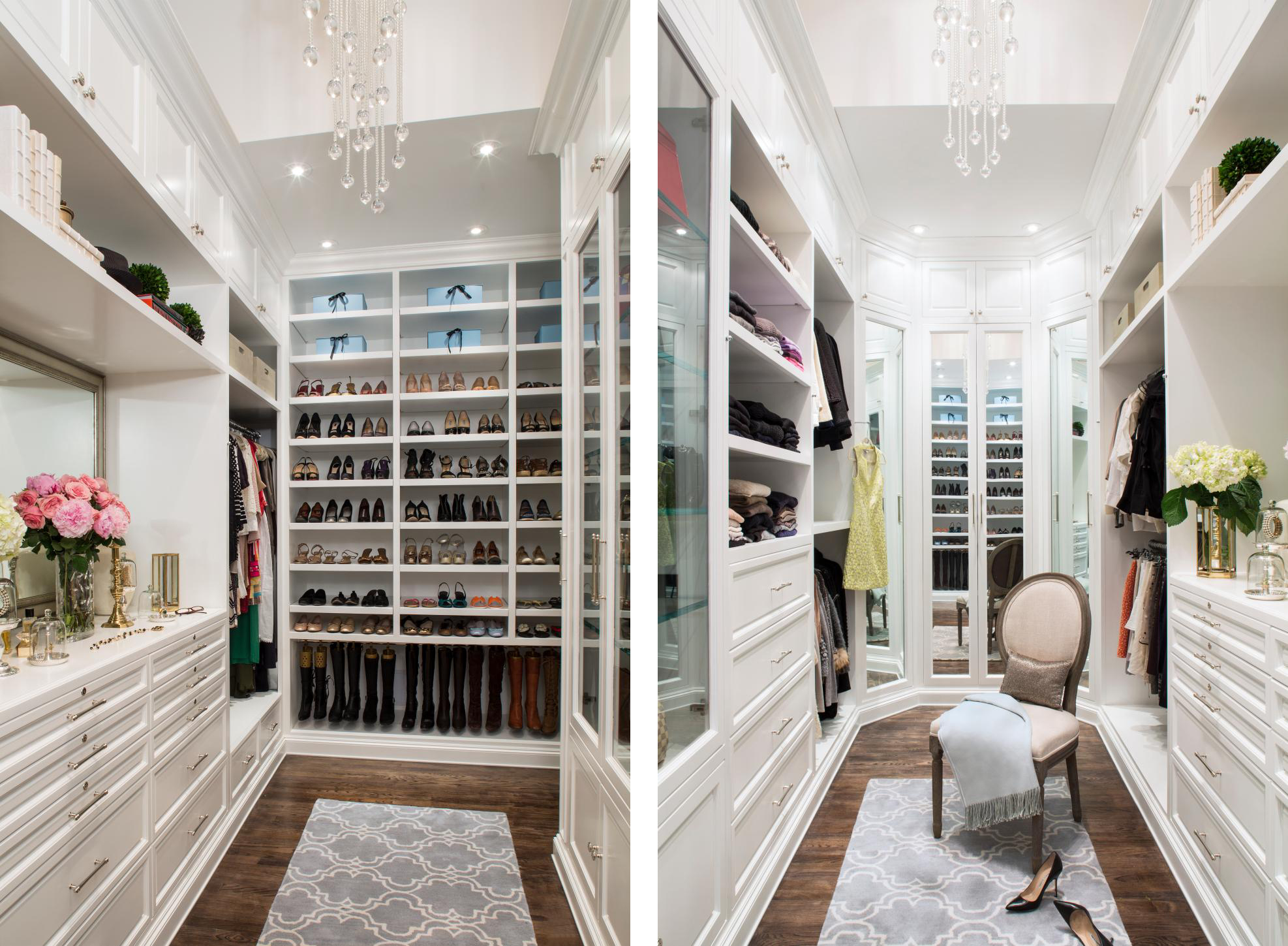 Interior Design for Woman best luxury closets ever