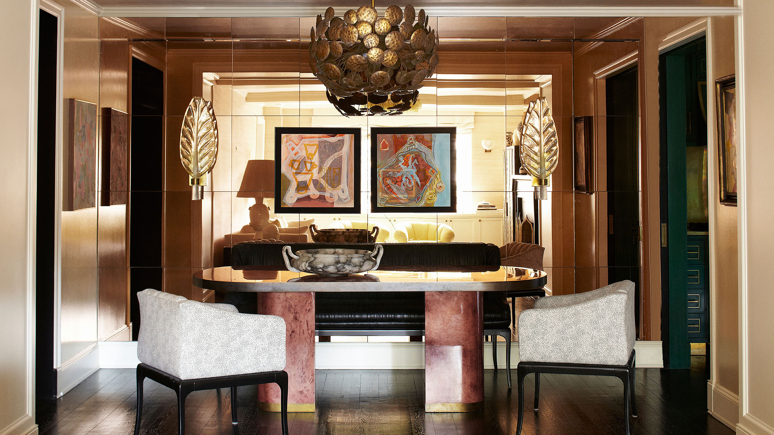 Manhattan Apartment Kelly Wearstler Interior Designers Best Interior  Designers: Top Projects By Kelly Wearstler Manhattan