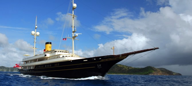Nero Luxury Yachts luxury yachts Top 5 private luxury yachts in the world Nero Luxury Yachts