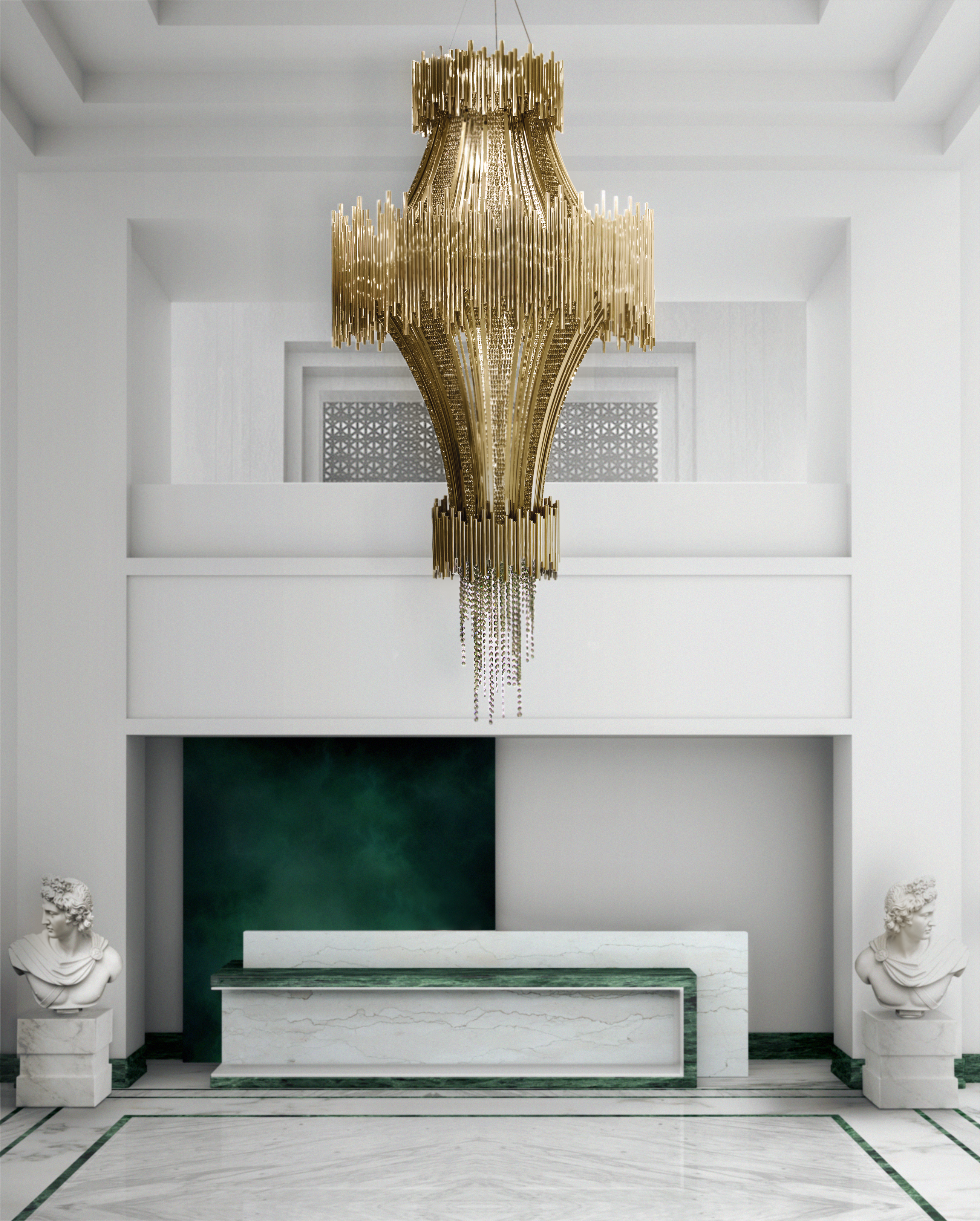 Scala Luxury Chandeliers luxury chandeliers Luxury Chandeliers: Luxxu's selection for splendor in any scenario Scala Chandelier