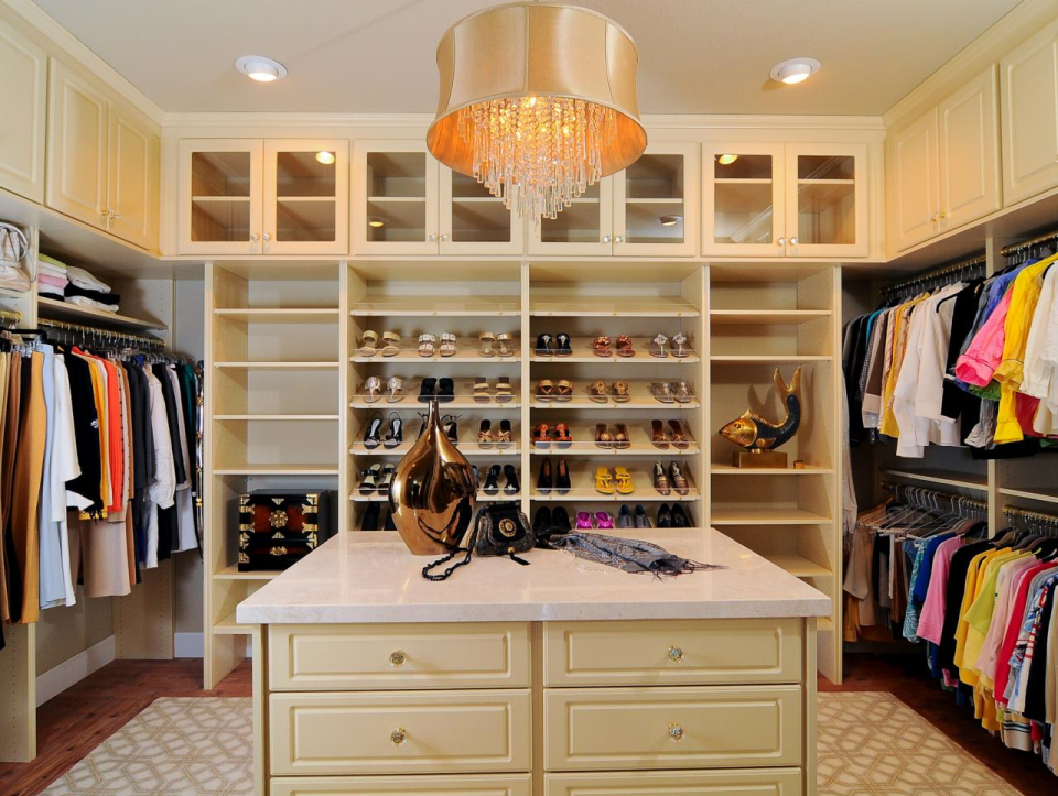 Interior Design for Woman: best luxury closets ever