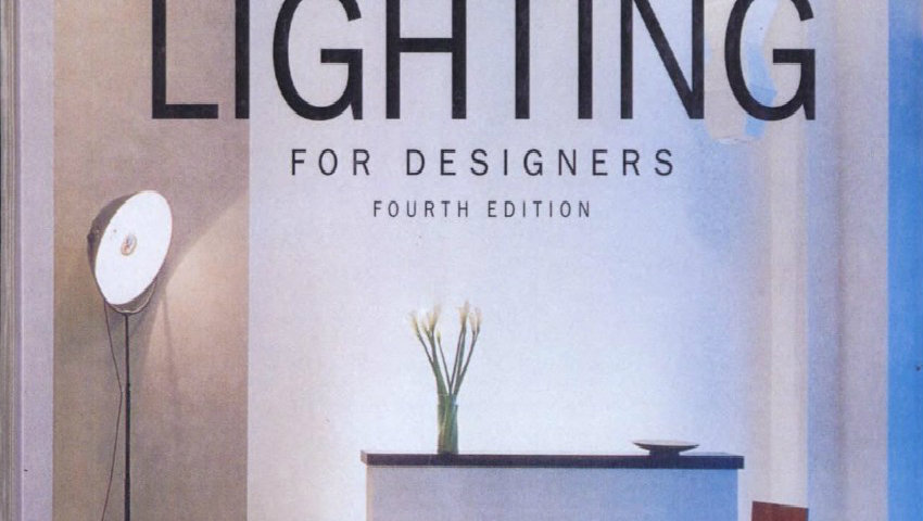 The real lighting bible for interior designers