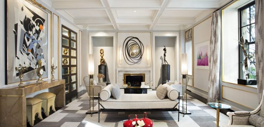 top french interior designers jean louis deniot - Best French Interior Designers