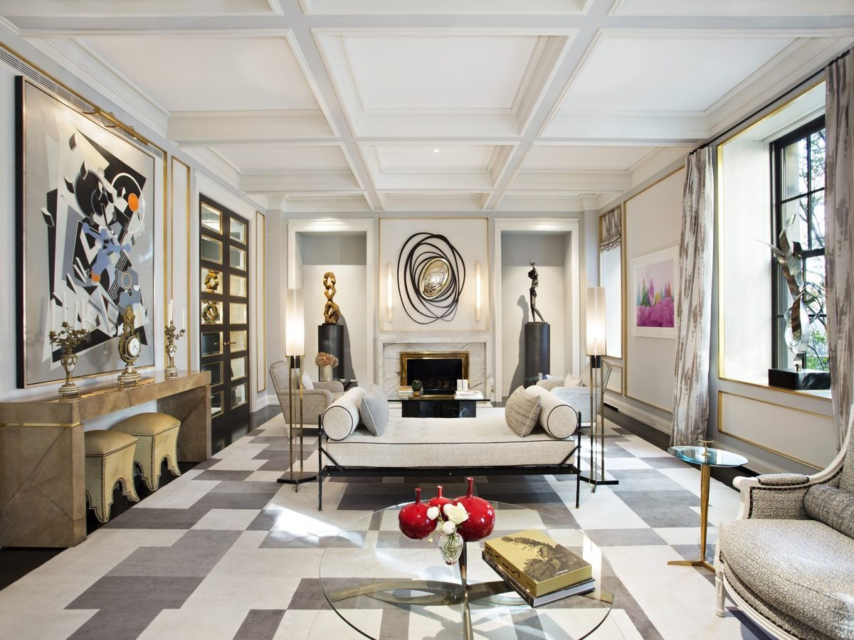 Top 5 French interior designers of all time