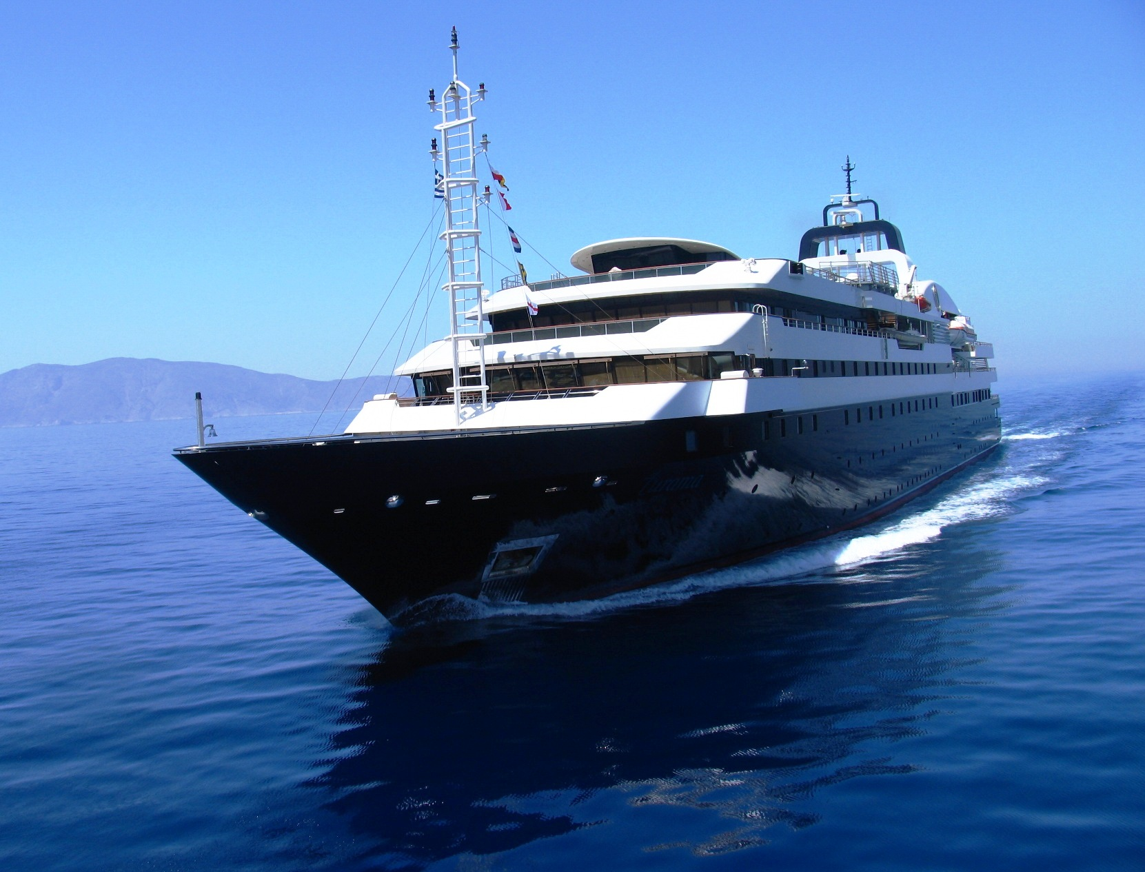 Turama Luxury Yachts luxury yachts Top 5 private luxury yachts in the world Turama Luxury Yachts