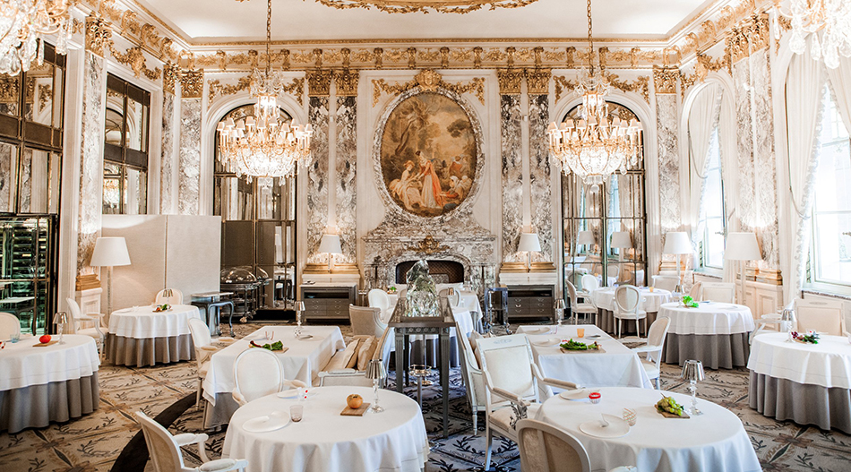 Best Restaurants Paris Le Meurice best restaurants L'Haute Cuisine: best restaurants you can't miss in Paris! Best Restaurants Paris Le Meurice