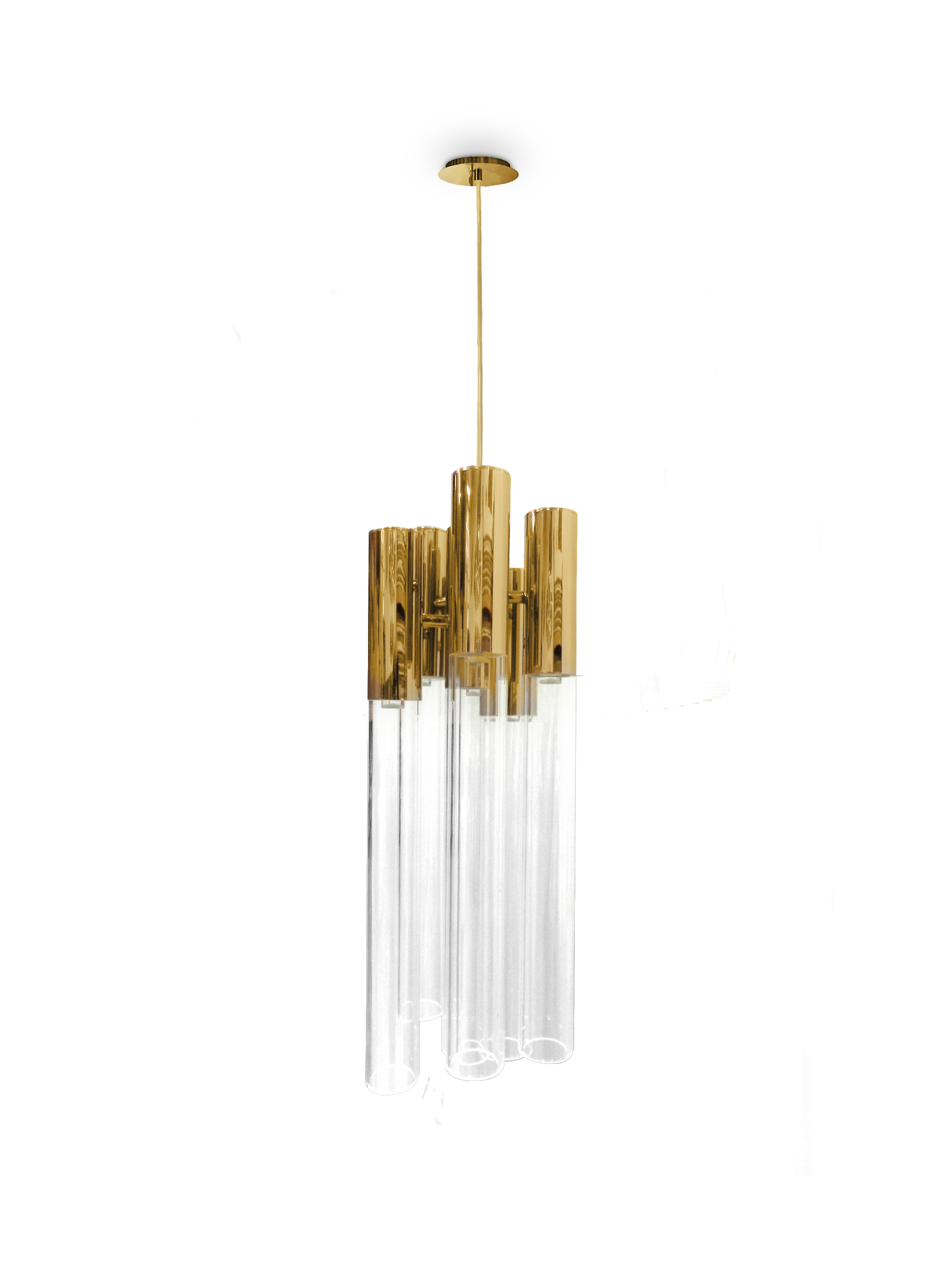 Luxury design pendants Burj luxury design Luxury design: pendant light solutions for a confortable ambient Burj Pendant 1