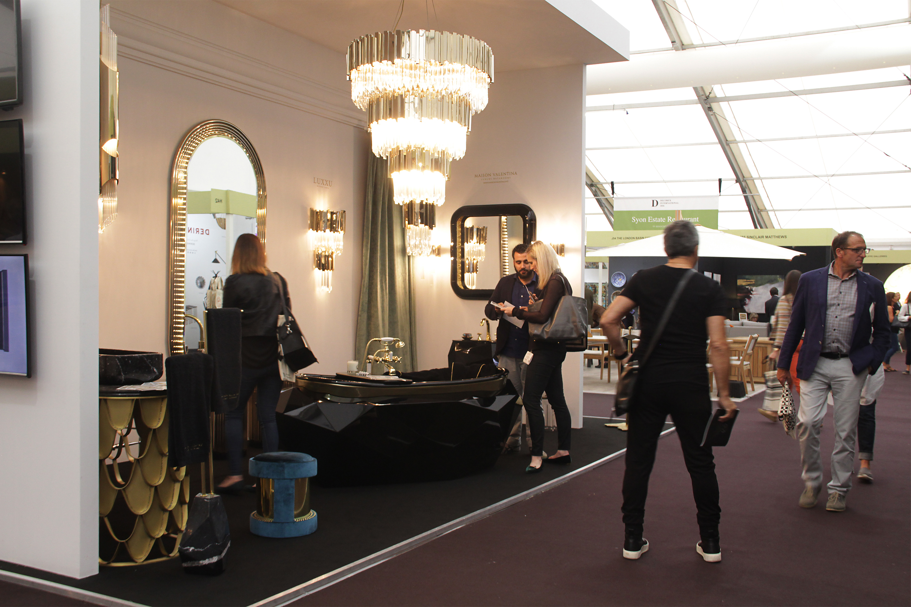Decorex 2016 highlights 2 decorex 2016 Decorex 2016 in review: the highlights of London's trade show Decorex 2016 highlights 2