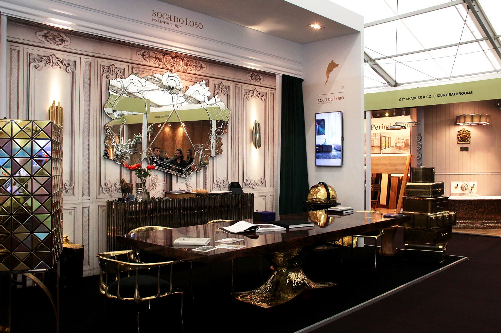 Decorex 2016 highlights 4 decorex 2016 Decorex 2016 in review: the highlights of London's trade show Decorex 2016 highlights 4