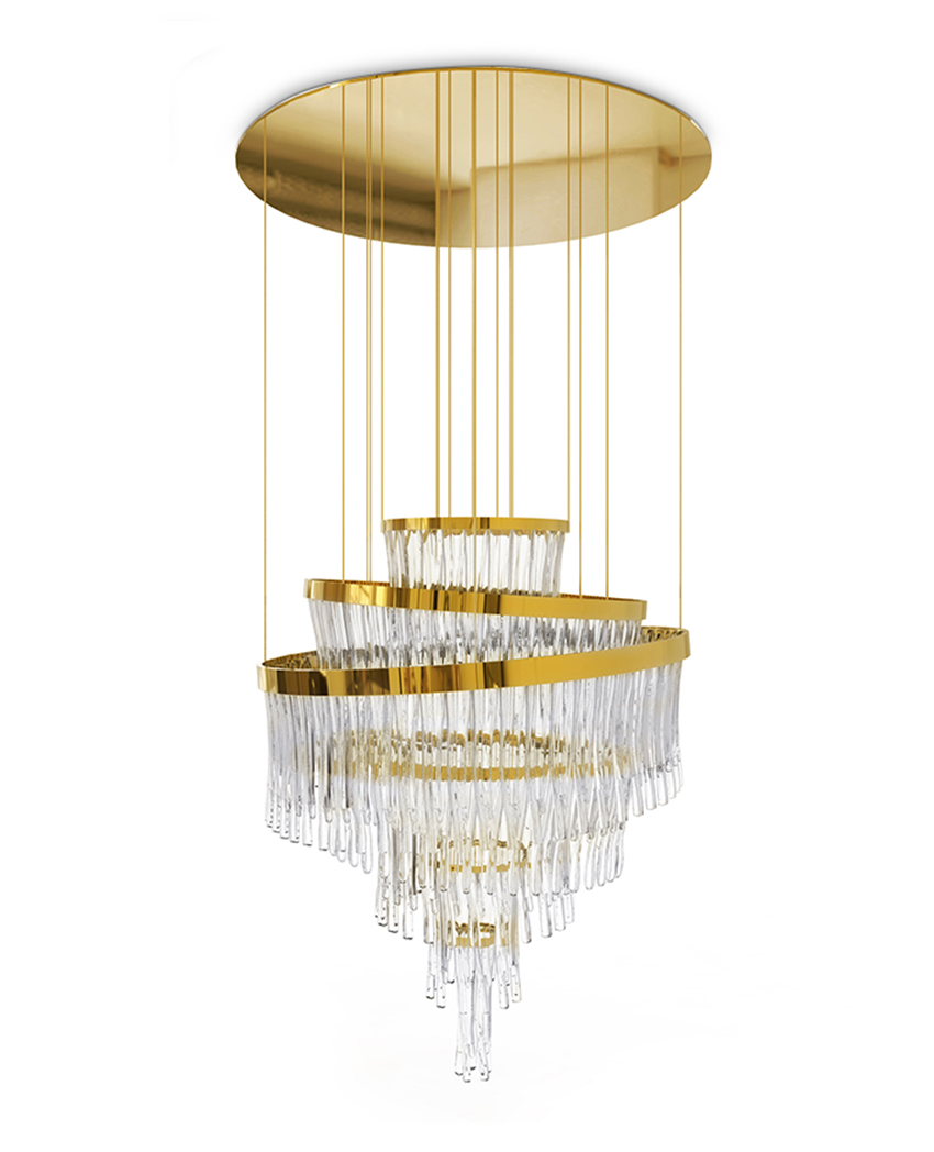LUXXU's lighting design novelties Babel Chandelier lighting design LUXXU's lighting design novelties for the luxury ambient LUXXU   s lighting design novelties Babel Chandelier