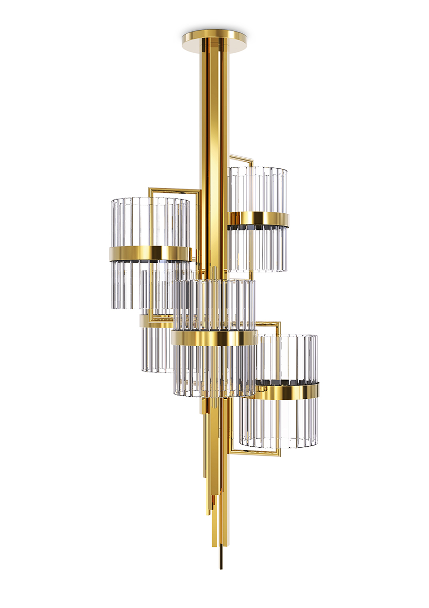 LUXXU's lighting design novelties Liberty Chandelier lighting design LUXXU's lighting design novelties for the luxury ambient LUXXU   s lighting design novelties Liberty Chandelier
