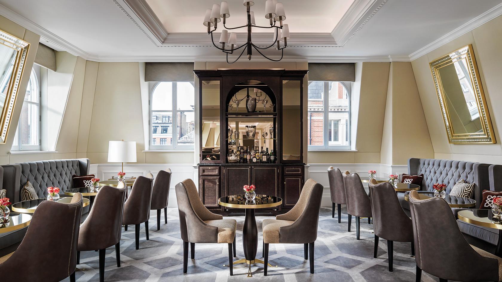 London Best Hotels Langham Hotel Club 2