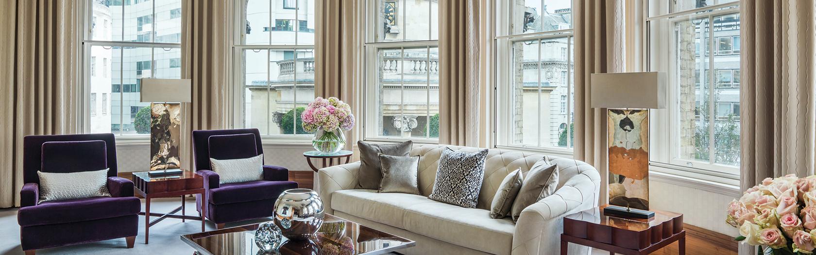 London best hotels: Langham Hotel Club