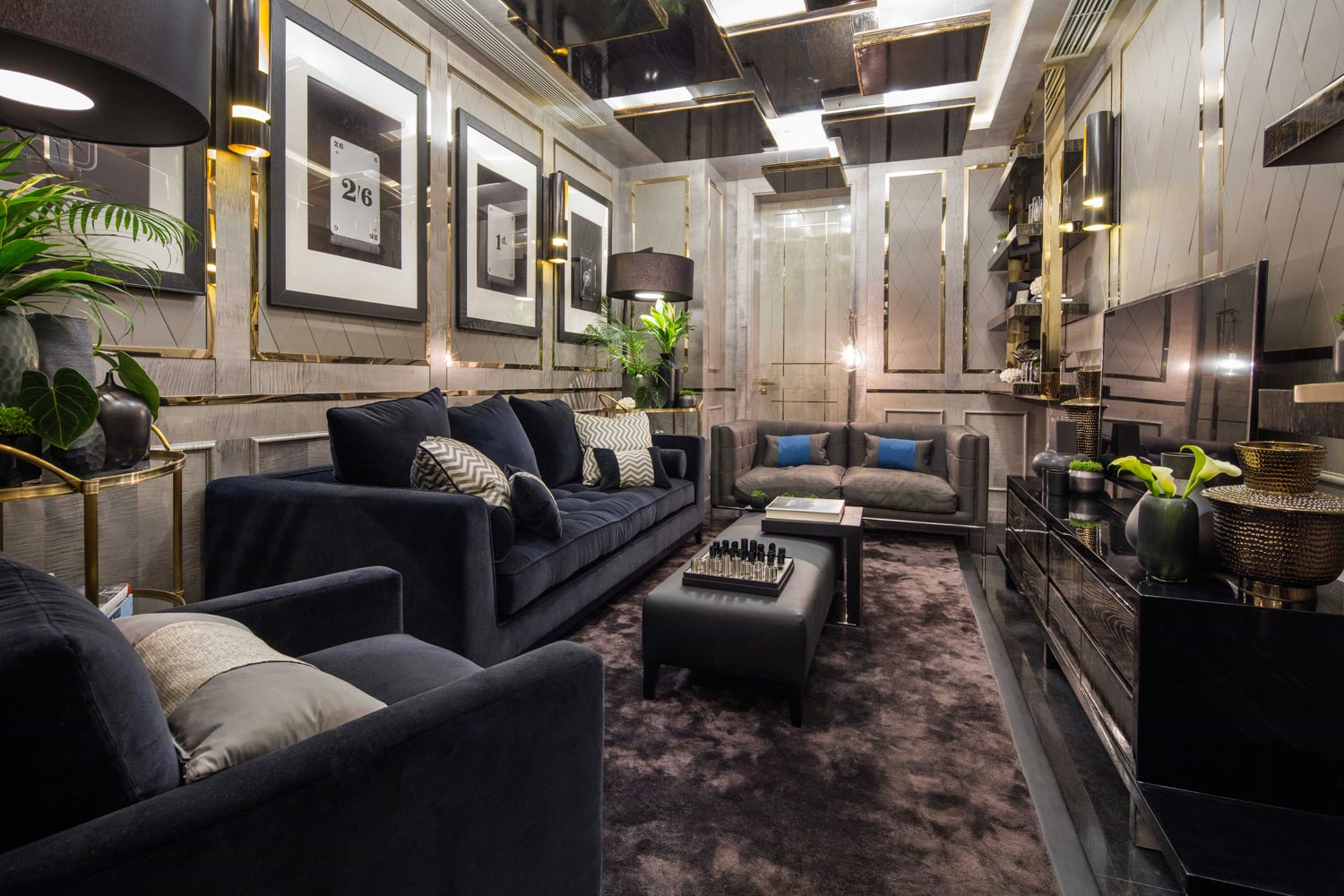 London Best Interior Designers Kelly Hoppen best interior designers Best interior designers based in London London Best Interior Designers Kelly Hoppen