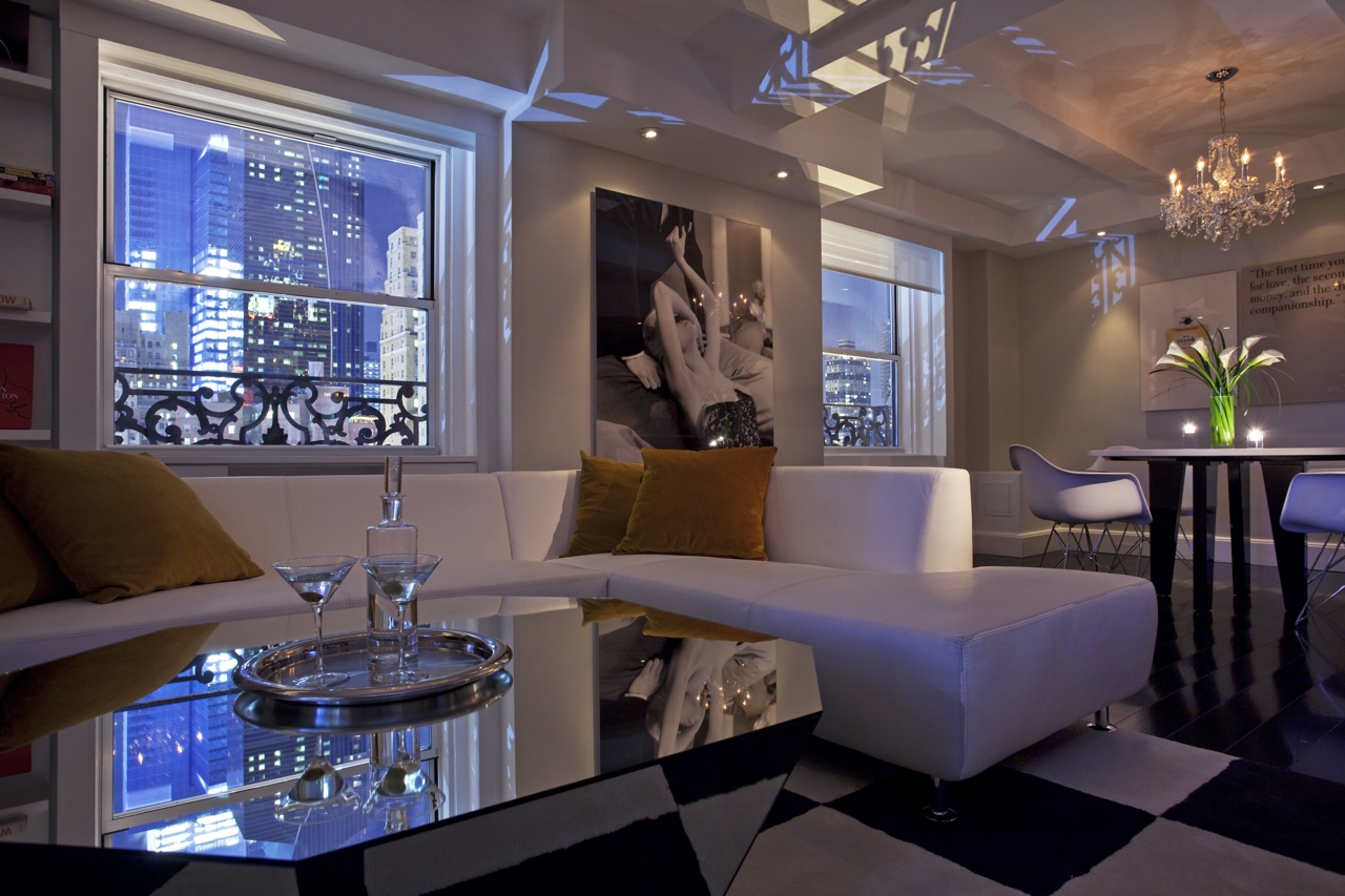 Luxury lifestyle the paramount hotel in new york for Expensive hotel in new york