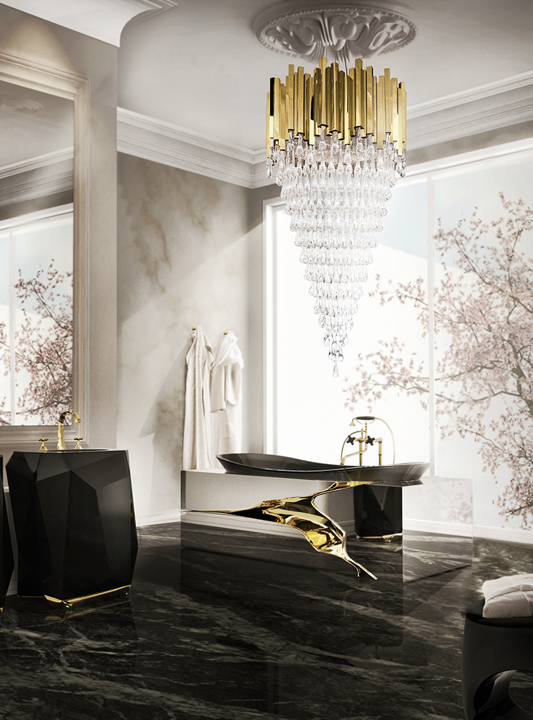The power of Trump Chandelier lighting The power of lighting: incredible environments created by LUXXU The power of lighting Trump Chandelier