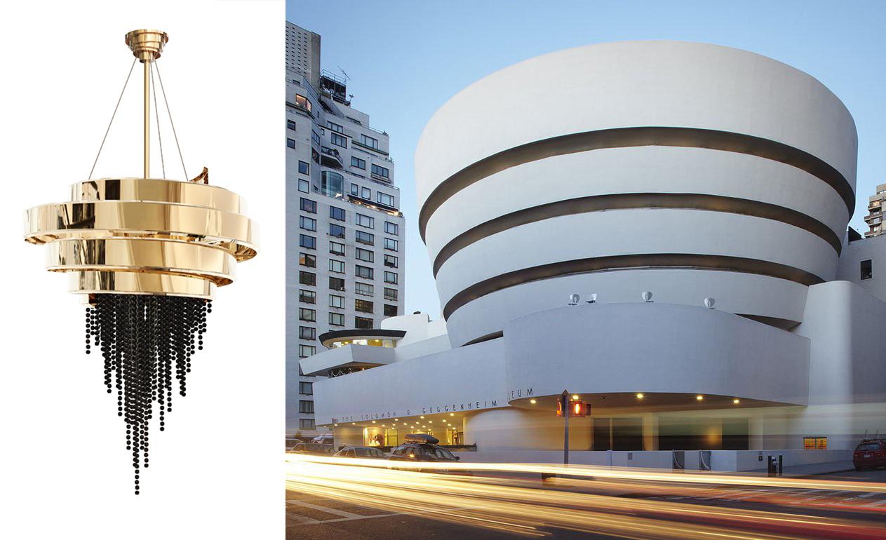 LUXXU design concept Guggenheim