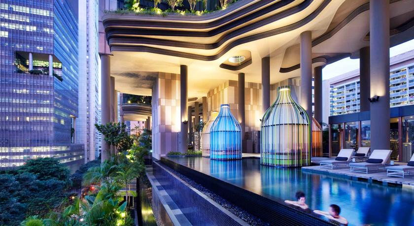 Luxury Hotel Park Royal Singapore 4 luxury hotel Park Royal Hotel: the luxury hotel you can't miss in your bucket list Luxury Hotel Park Royal Singapore 4