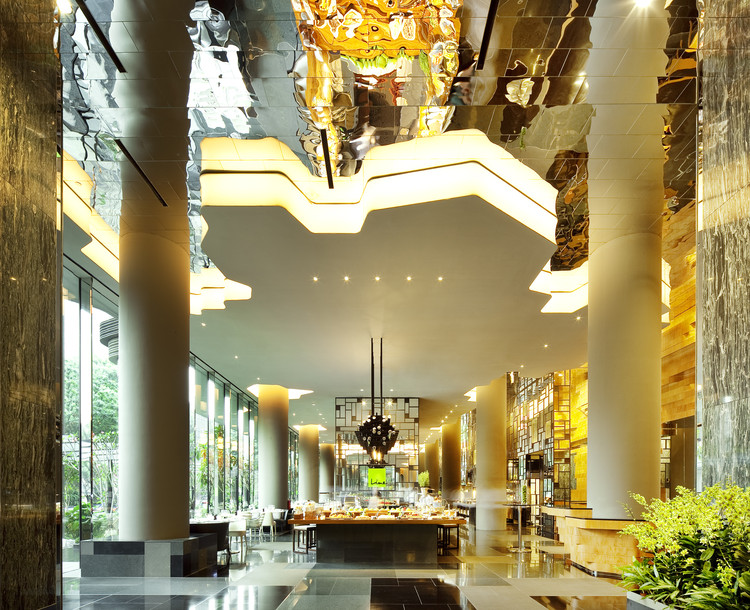 Luxury Hotel Park Royal Singapore 6 luxury hotel Park Royal Hotel: the luxury hotel you can't miss in your bucket list Luxury Hotel Park Royal Singapore 6